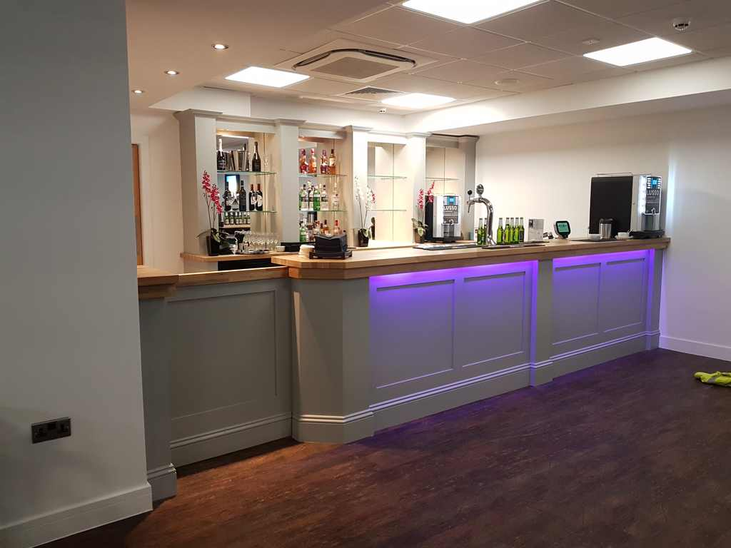 Doncaster airport bar